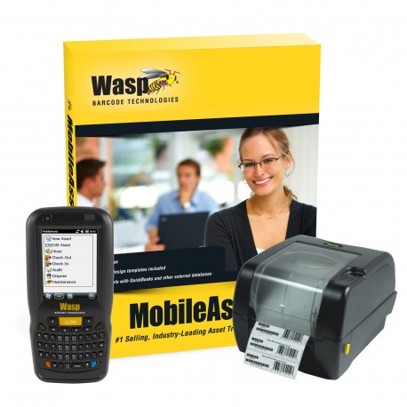 MobileAsset Standard with DT60 & WPL305 (1-user)